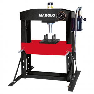 marolotest presse hydraulique d 39 tabli 15 tonnes presses hydrauliques levage marolokit. Black Bedroom Furniture Sets. Home Design Ideas