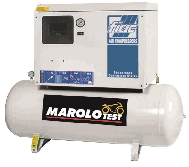marolotest compresseur 200 litres insonoris monophas 220 v 3 cv. Black Bedroom Furniture Sets. Home Design Ideas