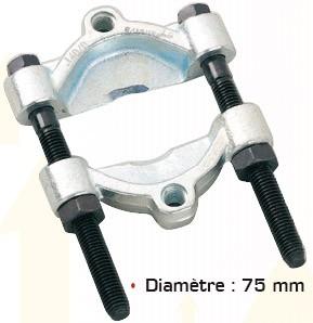 Séparateur de roulement (30 à 50 mm)