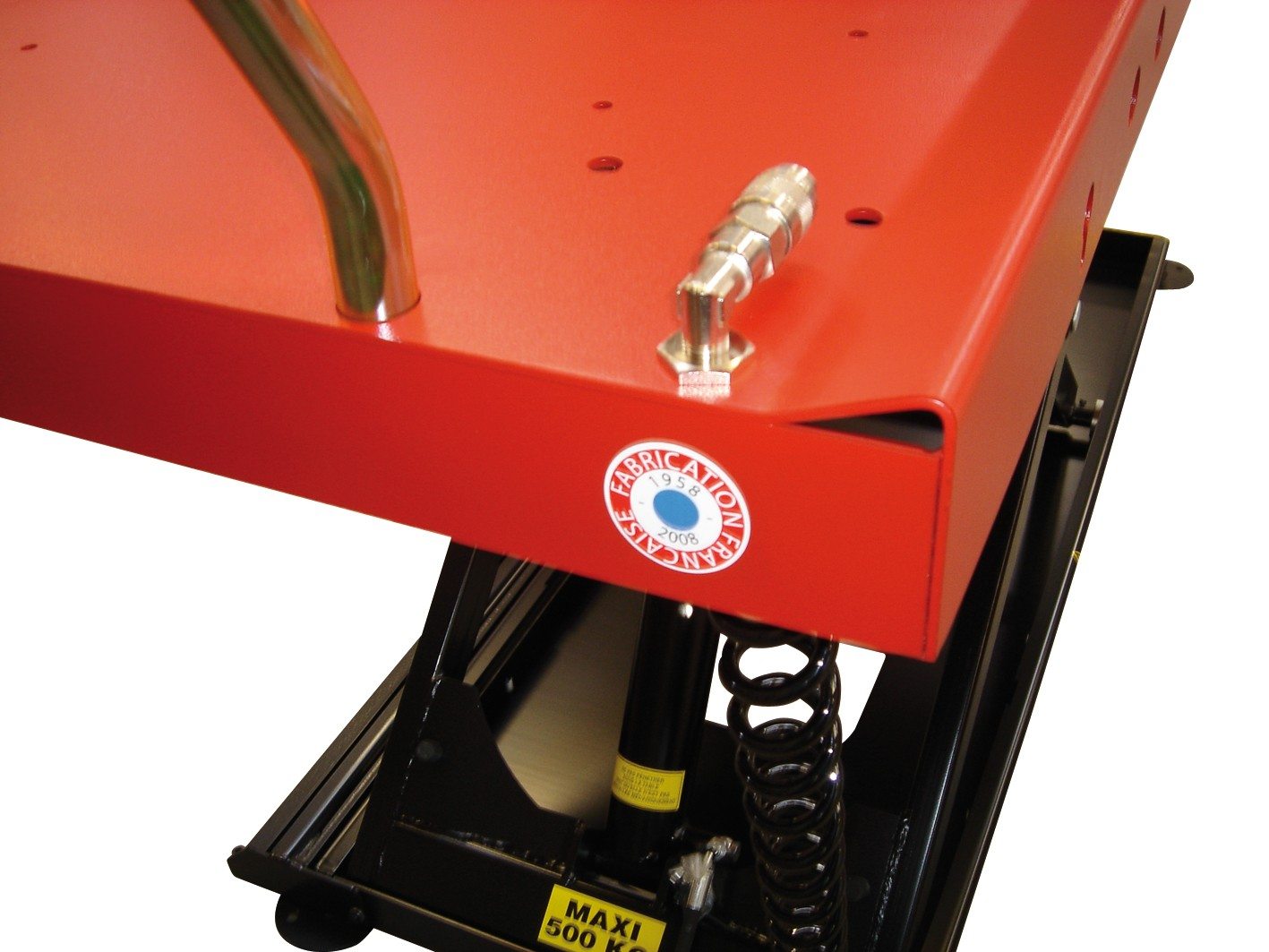 Pré-équipement pneumatique pour Marololift PL et HL