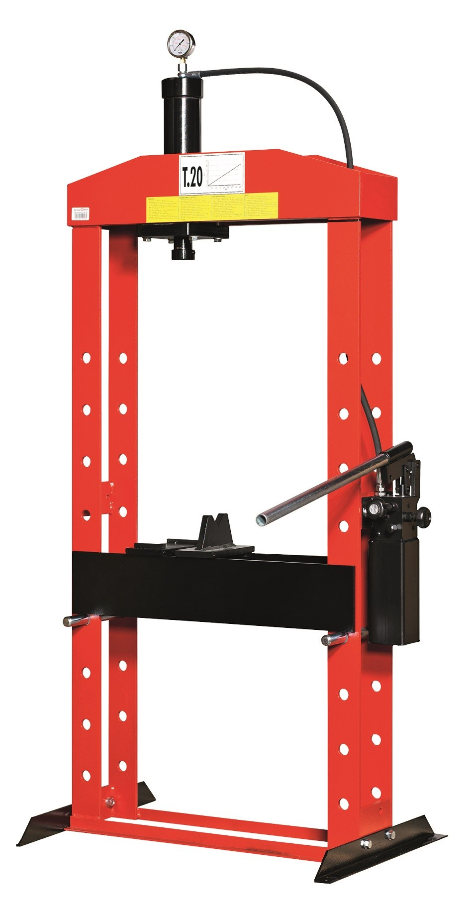 marolotest presse hydraulique 20 tonnes. Black Bedroom Furniture Sets. Home Design Ideas