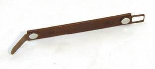 Cale d'épaisseurs de 0.10 à 0.13 mm