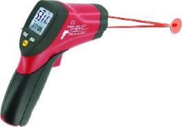 Thermomètre infrarouge laser