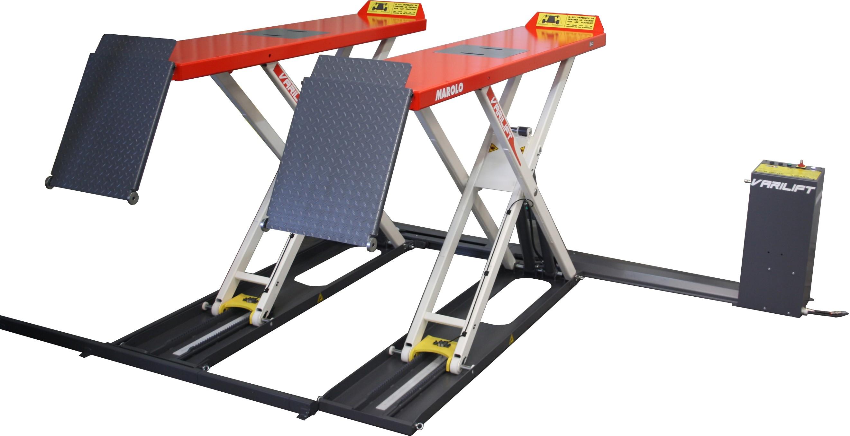 Marolotest table varilift 3000 h hydraulique largeur - Table verin hydraulique ...