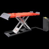 Table extra plate MAROLOWLIFT 1200 WA Hydraulique - Pupitre de commande