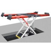 Table MODULIFT 1400 MOHE Hydraulique - Centrale intégrée - Encastrée