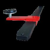 Kit 4 patins support voiturette 1000 LV