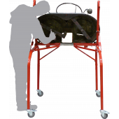 Chariot support de coupe