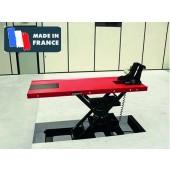 exemple de table Marolo encastrée
