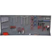 Panneau porte-outils 2 m