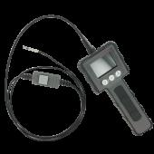 Vidéoscope avec switch probe