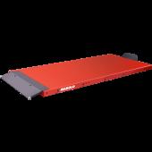 Table extra plate MAROLOWLIFT 1200 WR  Hydraulique - Pupitre de commande - Spécial Moto