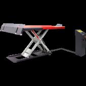 Table extra plate MAROLOWLIFT 1200 WT  Hydraulique - Pupitre de commande - Spécial 3 Roues