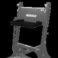 Range outils / Marche pied pour Support Moteur Hors-Bord MAROLO SM 150, SM 250, SM 450 & SM 600 - noir
