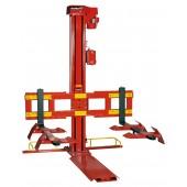 1000 LV single-column elevator - 1 ton