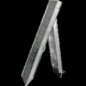 Aluminium ramp bike & quad pliable 7 Feet (single)