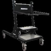 Outboard Engine Stand MAROLO SM 600 - BLACK