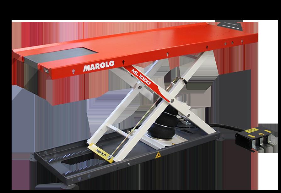 Table moto marololift pneumatique 1000 PL