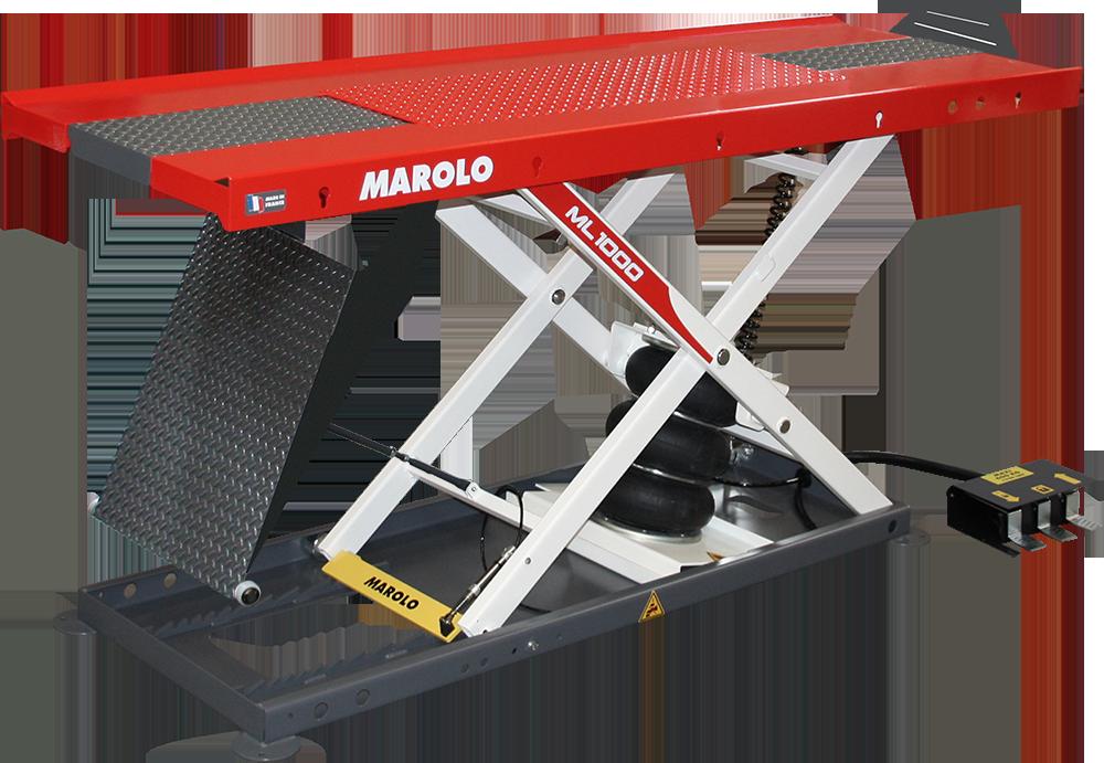 table moto marololift pneumatique 1000 P