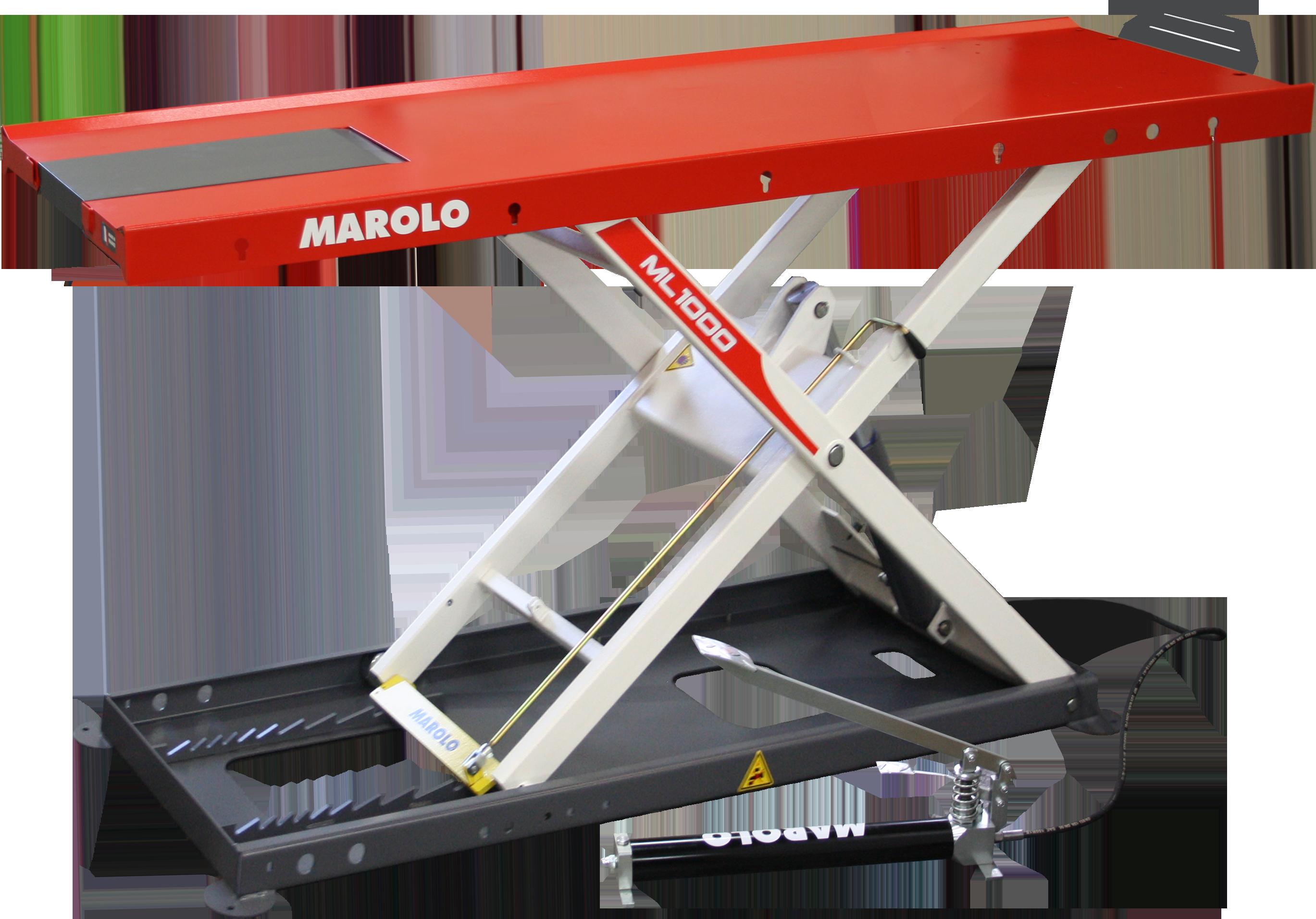 Table MAROLOLIFT 1001 HL Hydraulique - Pompe à pied