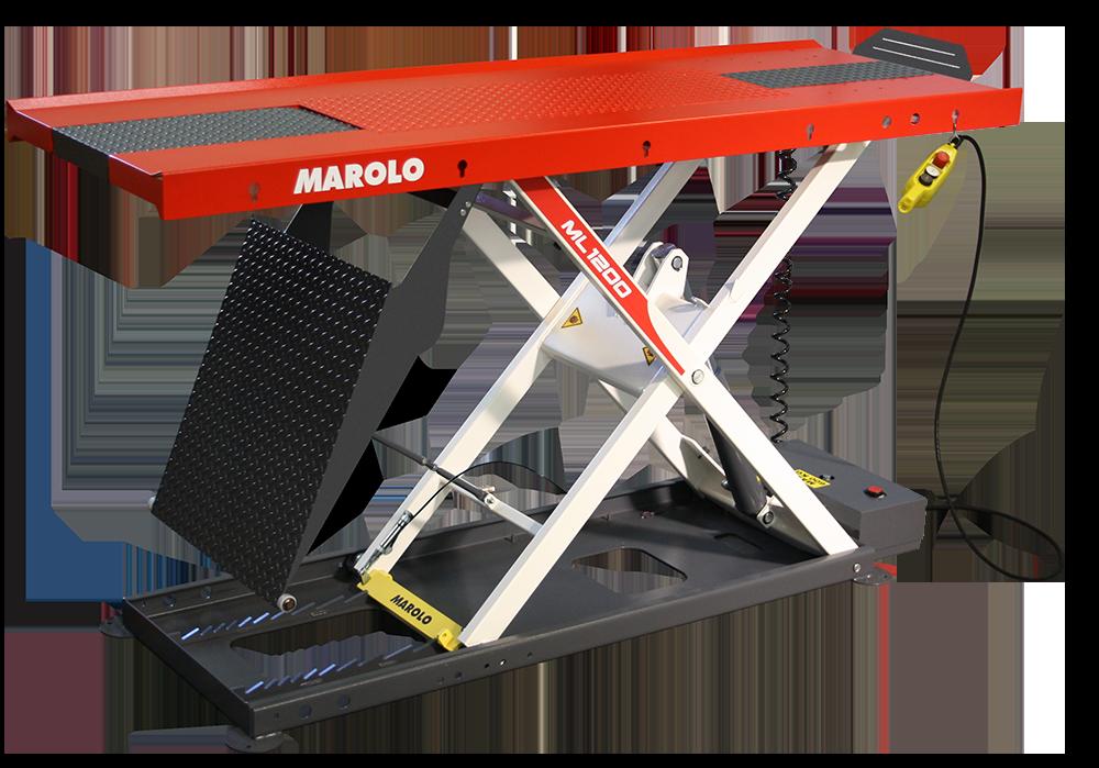 Table MAROLOLIFT 1200 H Hydraulique