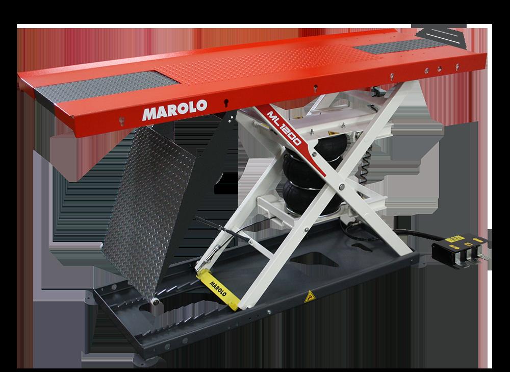 Table moto marololift 1200 P