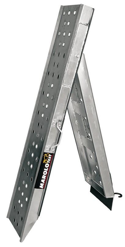 Aluminium-Rampe für Motorad & Quad (1 Stück)