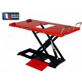 Tables MAROLOLIFT 10000- 1001 - 1002 HA hydraulique