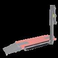 Rail seul de potence latérale pour ADDILIFT