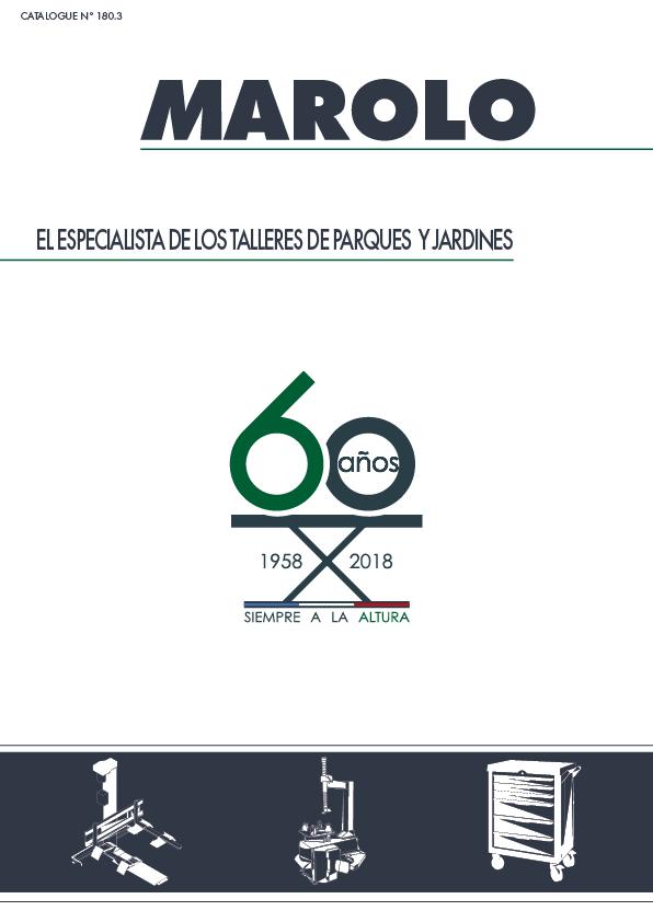 Catalogo Marolo Parques y Jardines