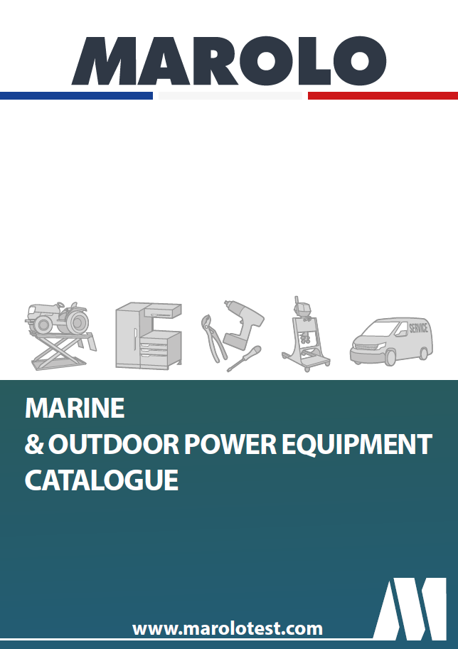 Catalogue Marolo Marine GB